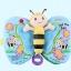 หนังสือผ้า ผึ้ง-ผีเสื้อน้อยแสนสวย Jollybaby thumbnail 8