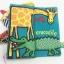 หนังสือผ้า Jungle Tail by Jollybaby thumbnail 4