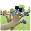 หุ่นนิ้วมือ ชุดครอบครัวสุขสันต์ Set 6 คน แบรนด์ NanaBaby thumbnail 5