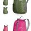 กระเป๋าเป้พับเก็บได้ รุ่นใหม่ สะพายหลังได้ น้ำหนักเบา พกพาสะดวก ทำจากไนล่อนคุณภาพสูง กันน้ำ ทนทาน เหมาะสำหรับเดินทาง และทำกิจกรรมโปรด (Lightweight Foldable Waterproof Backpack) thumbnail 15