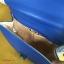 กระเป๋า CHARLES&KEITH CHAIN BAG 2015 Navy Blue thumbnail 4