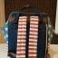 กระเป๋า Anello USA Classic CANVAS Rucksack (STD) วัสดุ CANVAS Fabric เนื้อหนานิ่มคุณภาพดี ออกเเบบลาย Limited สวยเก๋ไม่เหมือนใคร thumbnail 7