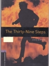 The Thirty-Nine Steps By John Buchan (Oxford Bookworms Level 4)