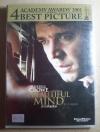 (DVD) A Beautiful Mind (2001) อะ บิวตี้ฟูล ไมด์ (มีพากย์ไทย)