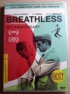 (DVD) Breathless (1960) ตัดแหลกแล้วแหกกฎ