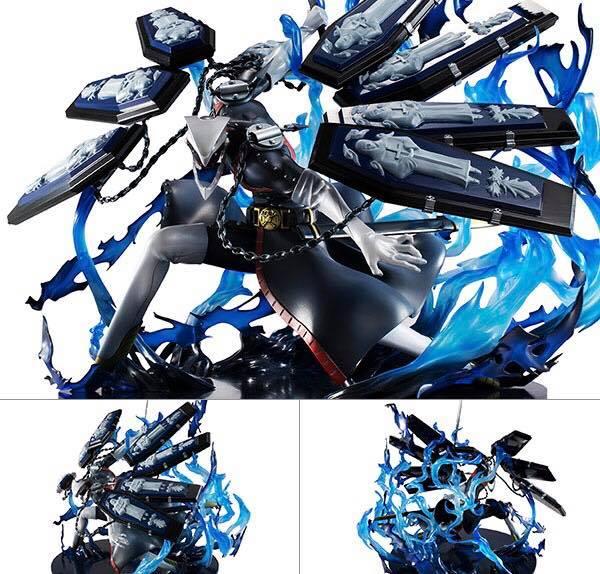 เป ดจอง Game Characters Collection Dx Persona 3 Thanatos Complete Figure