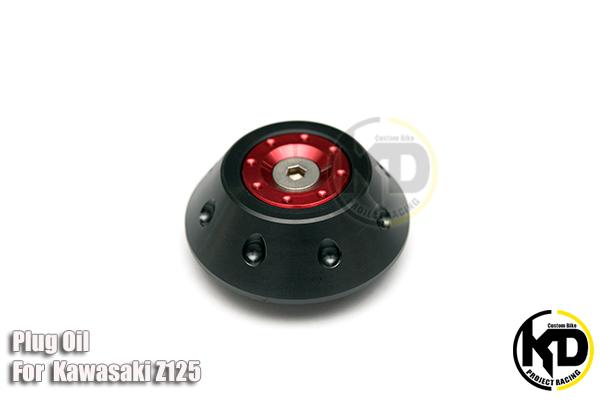 กันแคร้งน๊อตจานไฟ Plug Oil For Kawasaki Z125