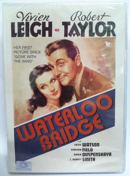 (DVD) Waterloo Bridge (1940) วิมานรัก