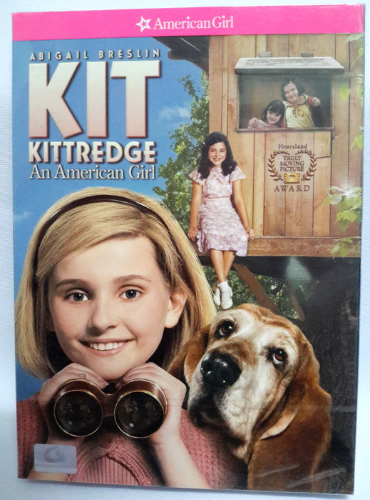 (DVD) Kit Kittredge: An American Girl (2008) เหยี่ยวข่าวกระเตาะ สาวน้อยยอดนักสืบ (มีพากย์ไทย)